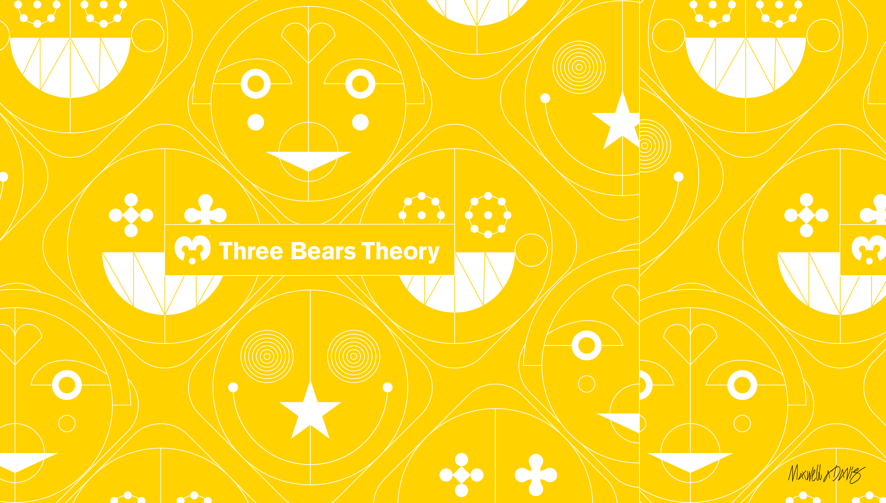 visual identity and motion design, studio three bears theory (studiotbt)